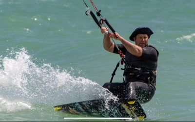 Kitesurfing injuries- what to look out for